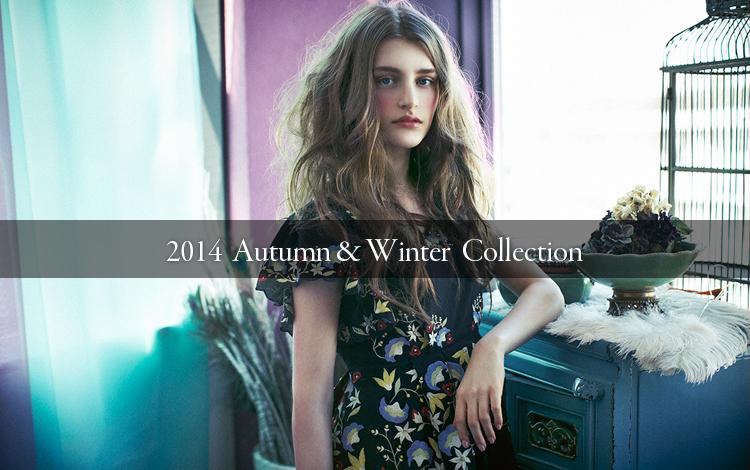 2014 Autumn & Winter Collection