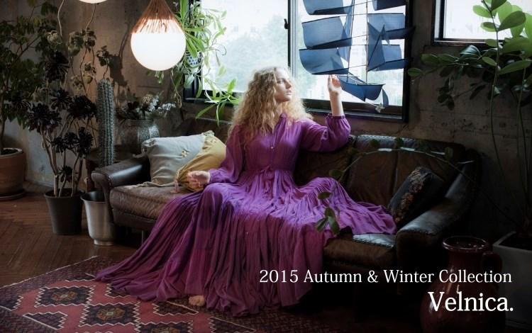 2015 Autumn & Winter Collection
